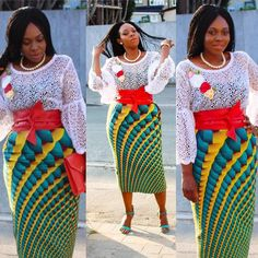 the best and lovely Ankara styles that is making waves in the society,every Lady ought to try out this season African Print Dresses, African Dresses For Women, African Wear, African Attire, African Fashion Dresses, Ankara Fashion, African Prints, African Style, African Beauty