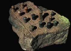 It is thought that chess began in India in the 6th century. But was it developed from a similar game from the time of the Indus Civilisation?