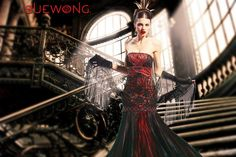 SUE WONG Long strapless gown with all over beaded embroidery and pleated chiffon skirt. ‪#‎teamsuewong‬ ‪#‎fashion‬ ‪#‎inspiration‬ ‪#‎couture‬ ‪#‎hautecouture‬ ‪#‎highfashion‬ ‪#‎glamorous‬ ‪#‎suewong‬ ‪#‎colorful‬