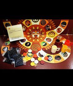 Juego de Chocolate Quetzacóatl - Enric Rovira