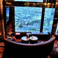 hotel concorde lafayette - bar panoramique