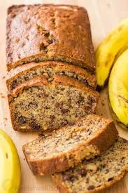 This Banana Bread Recipe is loaded with ripe bananas, tangy-sweet raisins, and toasted walnuts. It is one of our favorite ripe banana recipes and even better with overripe bananas. Banana Bread Recipe Video, Ripe Banana Recipe, Nut Bread Recipe, Banana Bread Recipes, Super Moist Banana Bread, Make Banana Bread, Apple Bread, Pumpkin Bread, Dessert Design