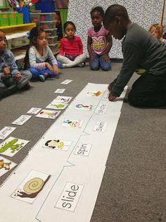 FORCE & MOTION from Chalk Talk: A Kindergarten Blog