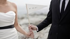 This is such a cool idea.  Emily + Paul's Wedding in Stop-Motion   Newport, Rhode Island by Bayly & Moore. Emily + Paul said 'I Do' out in the woods by a cabin, by the sea, near gorgeous Newport, Rhode Island. Crazy mist, early morning swims, yellow school buses, a-cabin-in-the-woods-on-a-farm-by-the-ocean, hilarious american girls, witty english guys, and The Drapkin. Pure magic and a nice blink. ('Featherstone', The Paper Kites)