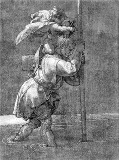 Albrecht Durer Paintings | St. Christopher