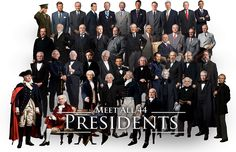 Meet All 44 Presidents.  Use with Rap of the Presidents