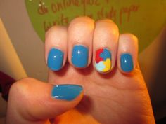 Autism Awareness Nail Art Check Out Www Thepolishobsessed For More Ideas