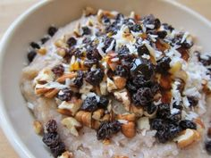 Buckwheat porridge (gluten free) must try this!