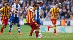 Espanyol 0 - 1 FC Barcelona #FCBarcelona #Game #Match #Liga