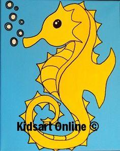 Seahorse_Zeepaardje