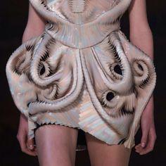 """empress-empire: """" Iris Van Herpen F/W16 Couture """""""