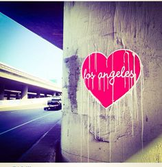 Street art and Los Angeles