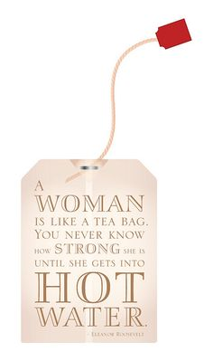 A Woman is like a tea bag free download - Paper Crafts magazine