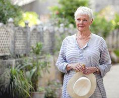 Judi Dench The Best Exotic Marigold Hotel