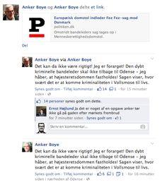 Det er ikke alle (eller ret mange) politikere der er umage omkring hvordan de fremstår på sociale medier. Her Odenses borgmester (måske lidt endnu?) som deler sine egne opslag flere gange. Men det øger selvfølgelig også engagement raten ;0)