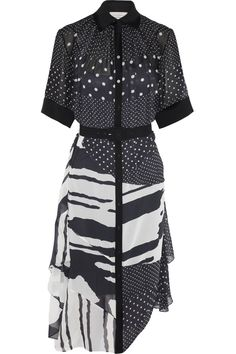 Preen by Thornton BregazziFallon printed georgette dressHK$14,005