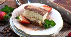 Recette de Tiramisu allégé aux spéculoos et aux amandes. Facile et rapide à réaliser, goûteuse et diététique. Ingrédients, préparation et recettes associées.