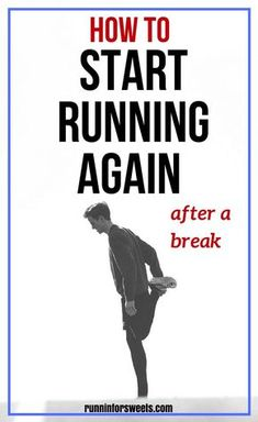 Have you taken a break from running recently? Whether you're wanting to start running again after an injury, pregnancy, illness or just low motivation it's often more challenging than you expect. Here are 7 ways to make a start running again with ease. Getting Back Into Running, Keep Running, How To Start Running, Running Tips, How To Run Faster, How To Get, How To Plan, Running Challenge, Starting To Run