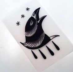 Image result for swedish crow tattoo