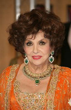 View and license Gina Lollobrigida pictures & news photos from Getty Images. Gina Lollobrigida, Sophia Loren, Celebrities Then And Now, Italian Women, Italian Actress, Classic Movie Stars, Monica Bellucci, Red Cross, Cinema
