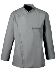 Chicago Chef Jacket - Gray
