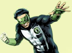 Kyle Rayner in Green Lanterns #22