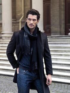 Perfect look david gandy hello handsome mens fashion, david David Gandy, Sharp Dressed Man, Well Dressed Men, Stylish Men, Men Casual, Casual Fall, Look Man, Gentleman Style, Men Looks