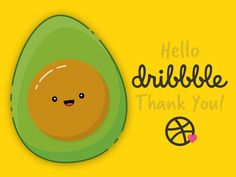 Happy Avocado - Hello Shot