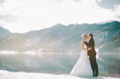 Winter Hochzeit am See (JT)