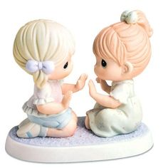Precious Moments Having A Sister Is Always Having A Friend - http://www.preciousmomentsfigurines.org/precious-moments/precious-moments-having-a-sister-is-always-having-a-friend-2/