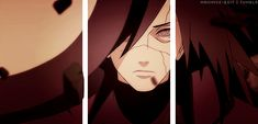 Madara is awesome! I love his hair so much! #uchiha #madara
