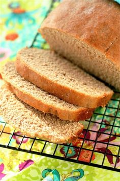 Rosebud's Whole Wheat Bread - The Curvy Carrot