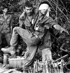 News photo, Vietnam War, 1966.... Indeed this was also happens in the '60