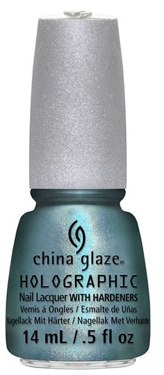 Luv this color- china glaze- don't be a Luna-tic