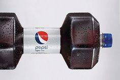 Pepsi light als Hantel und Durstlöscher-Dravens Tales from the Crypt Bottle Design, Glass Design, Pepsi Cola, Article Design, Creativity And Innovation, Bottle Lights, Brand Packaging, Luxury Packaging, Packaging Design Inspiration