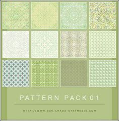 2000 free phtoshop patterns