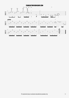 Free guitar tablature for the song Wanted Dead Or Alive from the album slippery when wet by Bon Jovi. Guitar Solo, Guitar Tabs, Guitar Chords, Learn Guitar Beginner, Guitar For Beginners, Slippery When Wet, Soloing, Bon Jovi, Sheet Music