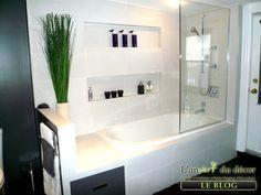 Mission: Nouvelle salle de bain suite et fin - L'An Vert du Décor