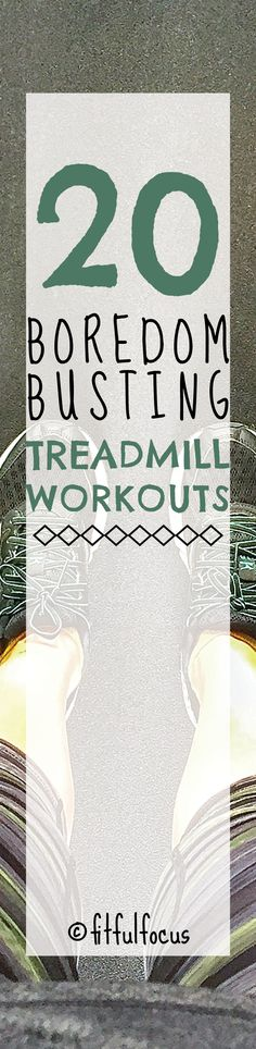 20 Boredom Busting Treadmill Workouts | Wild Workout Wednesday | Running Workouts | Indoor Running Workouts http://fitfulfocus.com/20-boredom-busting-treadmill-workouts/?utm_campaign=coschedule&utm_source=pinterest&utm_medium=Fitful%20Focus&utm_content=20%20Boredom%20Busting%20Treadmill%20Workouts