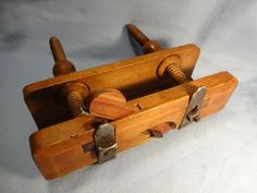 168 Best Woodworking Planes Plough Planes Images Antique Tools