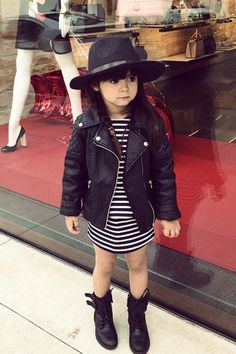 Fashion toddlers 20 photos of Kids with Style