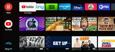 The Android TV home screen is your gateway to a world of streaming content. Personalizing this screen can make it easy to find your favorite streaming services and discover new TV shows and movies to watch. We'll show you how to do it. Google Tv, Google Play, Android Box, Android Apps, Set Top Box, Sling Tv, Newest Tv Shows, Tv App, Samsung Device