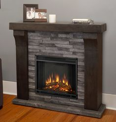42 Best Rustic Fireplace Images Rustic Fireplaces Electric