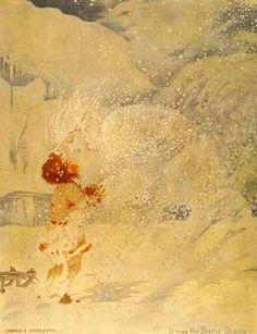 Honor C. Appleton (1879 – 1951,English The Snow Queen