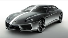 "The Lamborghini Estoque (Spanish pronunciation: [esˈtoke]) is a one-off Concept Car built by Lamborghini. Unlike current production Lamborghini cars, which are mid-engine two-seat sports cars, the Estoque is a four-door sedan.  The Estoque was introduced at the 2008 Paris Motor Show.[4][5][6] The Estoque is the first front-engine vehicle by Lamborghini since the LM002 utility vehicle. It is described as a ""concept for a $230,000 four-door sedan"".[7] It currently houses a 5.2 litre V10…"