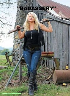 This is why god made country girls