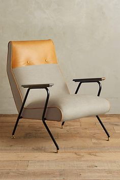 linen quentin chair