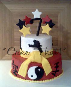 Karate Kid Birthday Cake Image Inspiration of Cake and Birthday
