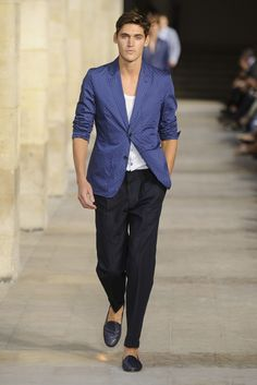 Hermès Men's RTW Spring 2014 - Slideshow
