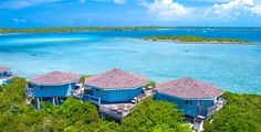 Starlight Villa at Fowl Cay Resort -- Fowl Cay, Exumas, The Bahamas #LuxuryTravel www.lujure.ca